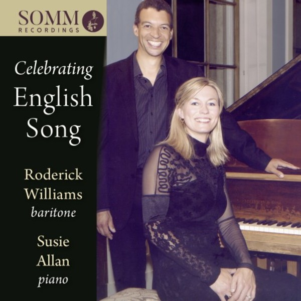 Celebrating English Song | Somm SOMMCD0177
