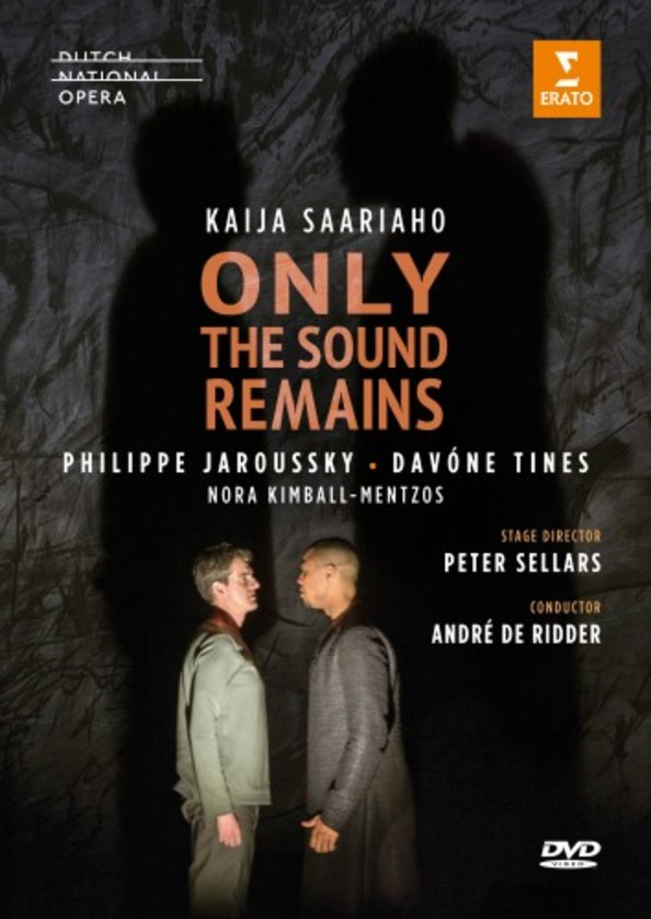 Saariaho - Only the Sound Remains (DVD)