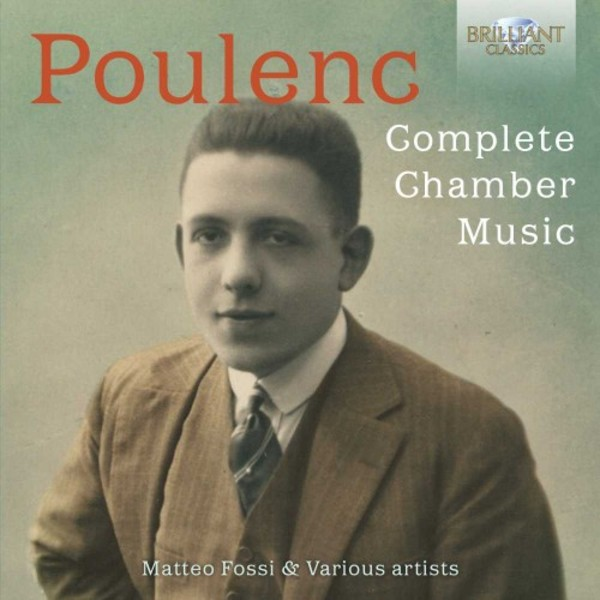 Poulenc - Complete Chamber Music