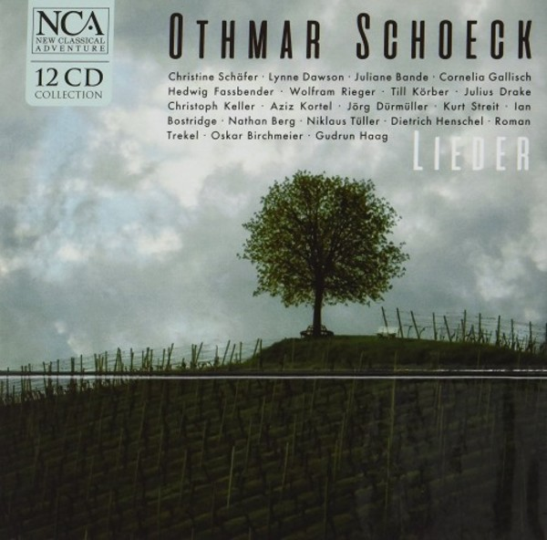 Othmar Schoeck - Lieder | New Classical Adventure 234405