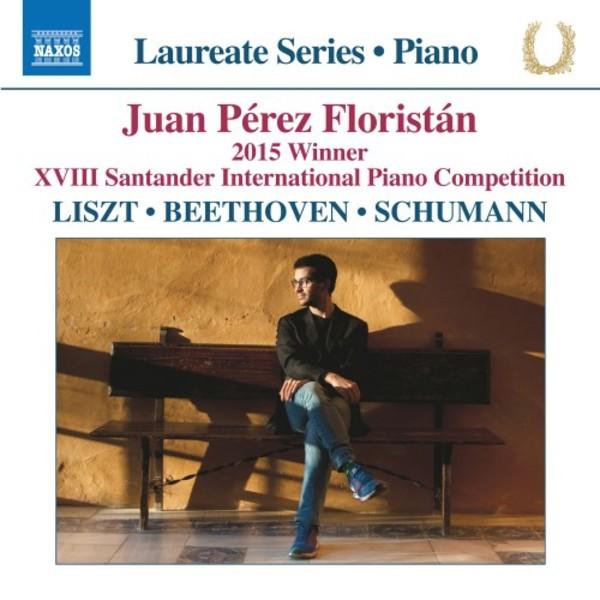 Piano Laureate Series: Juan Perez Floristan | CD | Naxos 8573792