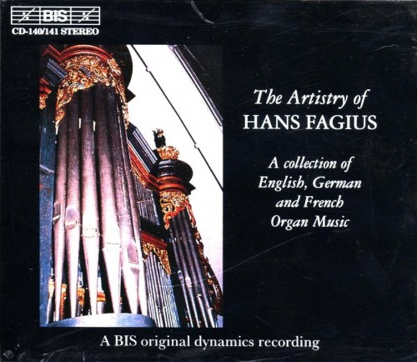 The Artistry of Hans Fagius | BIS BISCD140/1