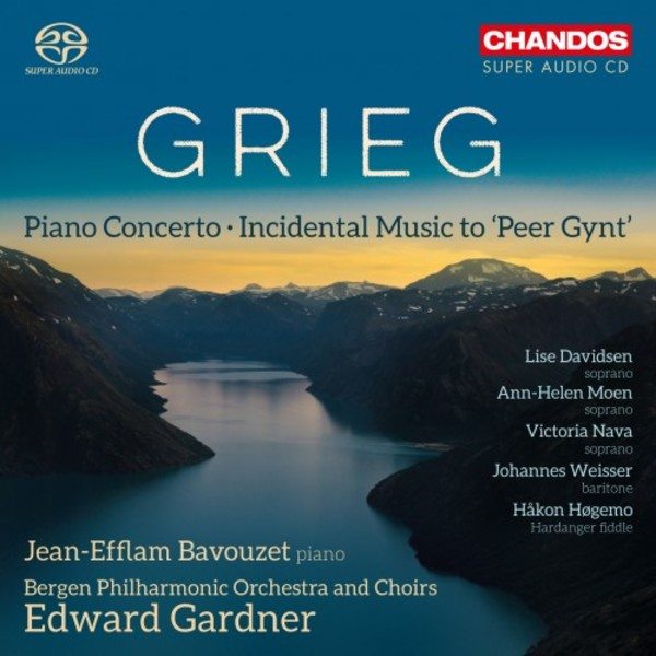 Grieg - Piano Concerto, Incidental Music to �Peer Gynt�