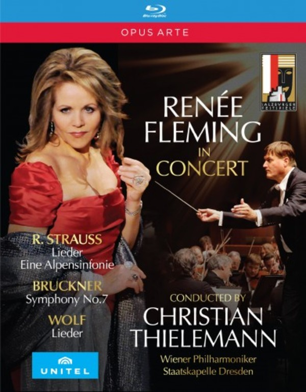 Renee Fleming in Concert (Blu-ray) | Opus Arte OABD7235BD