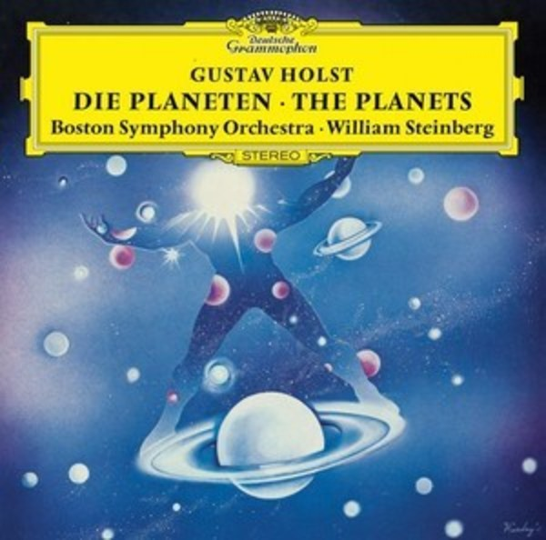 Holst - The Planets (LP)