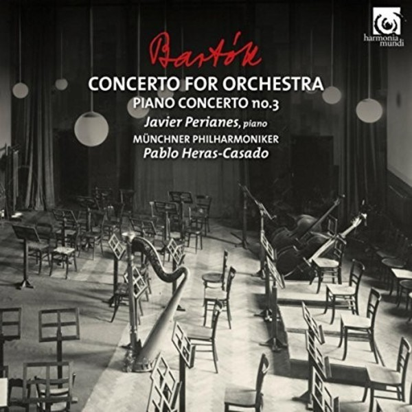 Bartok - Concerto for Orchestra, Piano Concerto no.3
