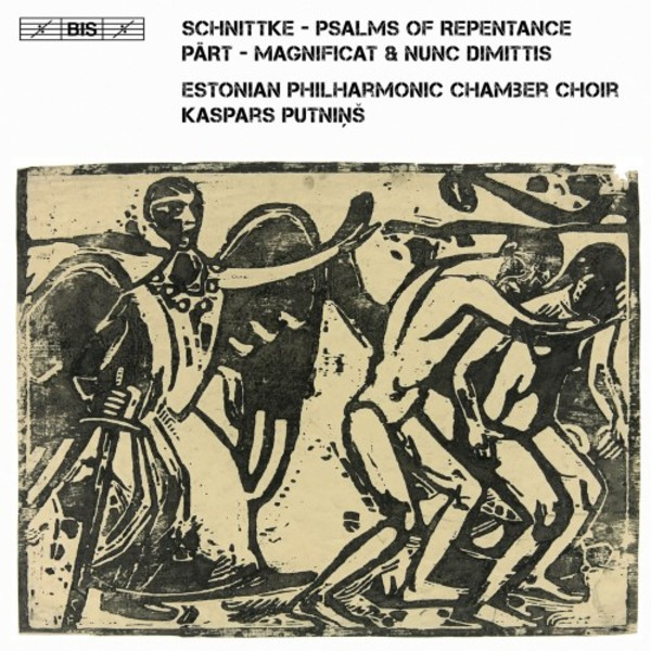 Schnittke - Psalms of Repentance; Part - Magnificat & Nunc dimittis