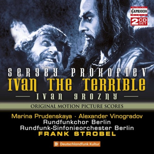 Prokofiev - Ivan the Terrible (complete)