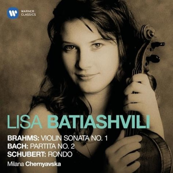 Lisa Batiashvili plays Brahms, Bach & Schubert
