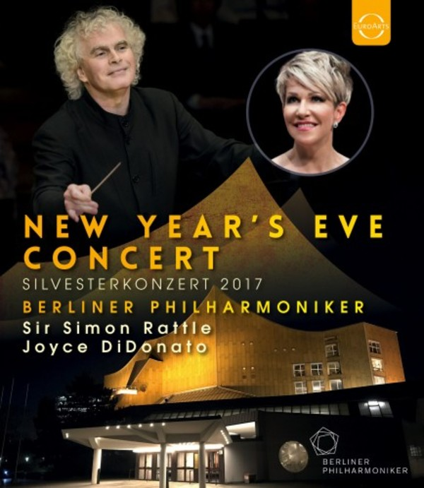 New Year�s Eve Concert 2017 (Blu-ray)