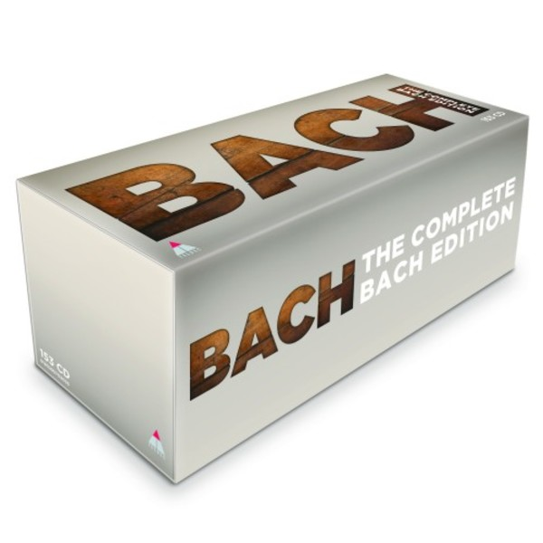 JS Bach - The Complete Bach Edition 2018