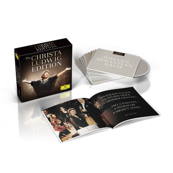 The Christa Ludwig Edition | Deutsche Grammophon 4798707
