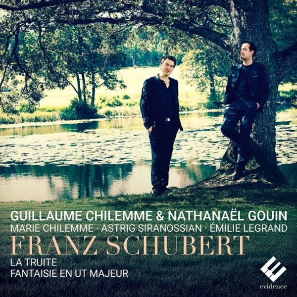 Schubert - Trout Quintet, Fantasy in C major D934