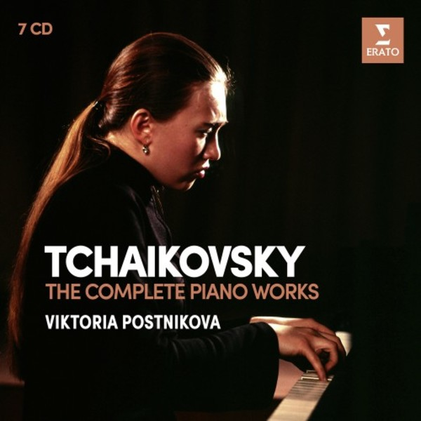 Tchaikovsky - The Complete Piano Works