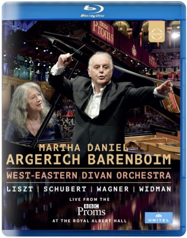 West-Eastern Divan Orchestra at the BBC Proms (Blu-ray)