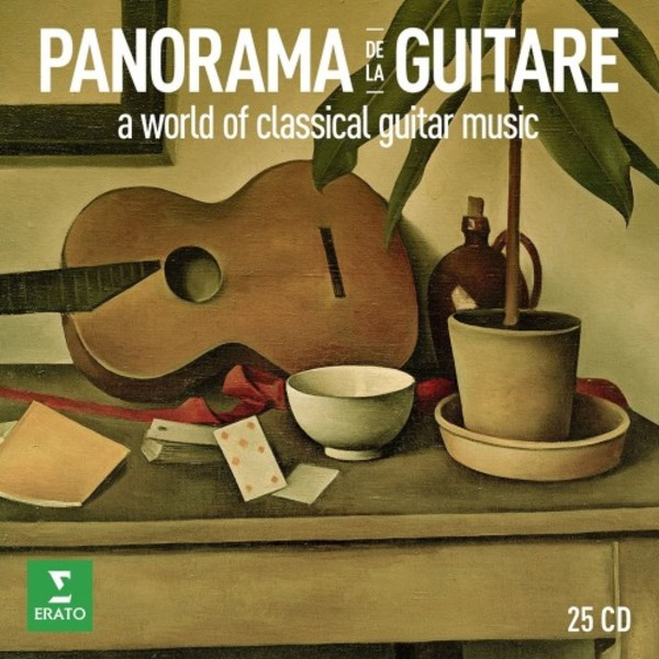 Panorama de la Guitare: A World of Classical Guitar Music