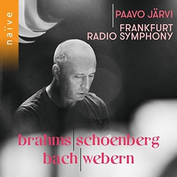 Brahms-Schoenberg, Bach-Webern - Transcriptions for Orchestra