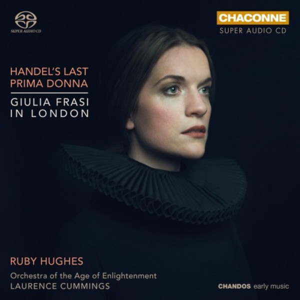 Handel�s Last Prima Donna: Giulia Frasi in London