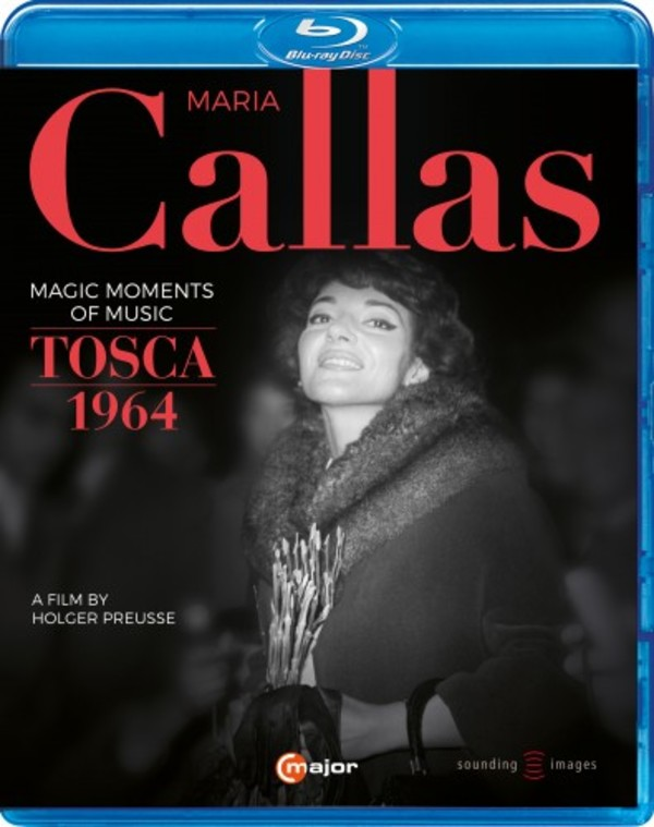 Maria Callas: Magic Moments of Music - Tosca 1964 (Blu-ray)
