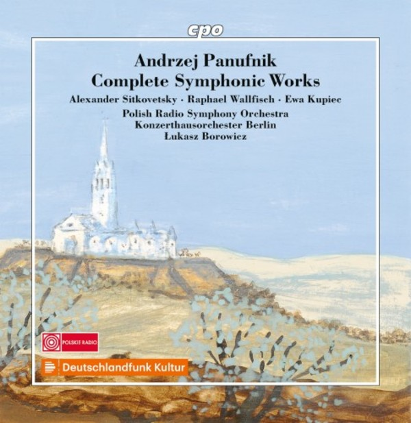 Panufnik - Complete Symphonic Works | CPO 5551182