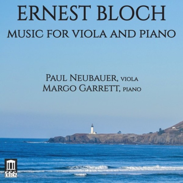 Bloch - Music for Viola and Piano