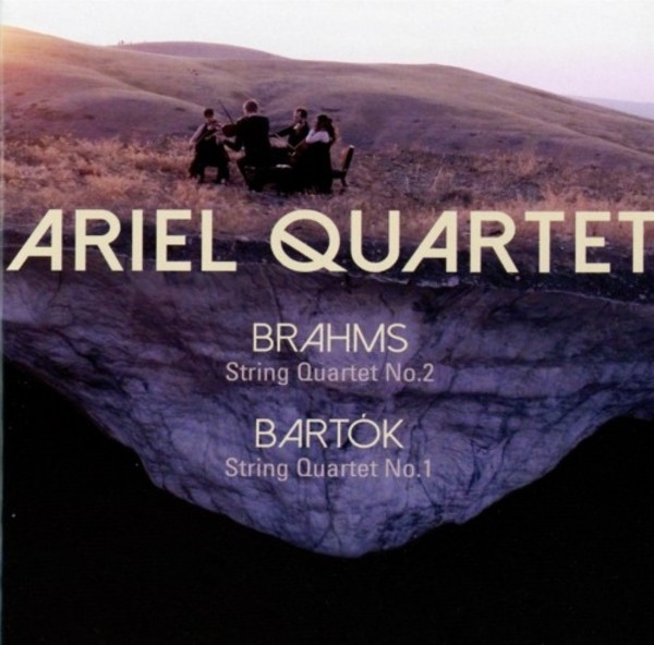 Ariel Quartet plays Brahms & Bartok