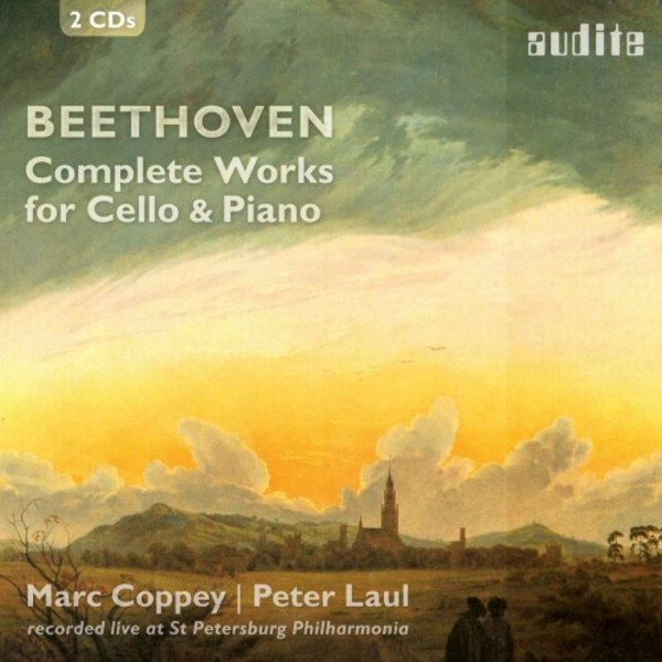 Beethoven - Complete Works for Cello & Piano