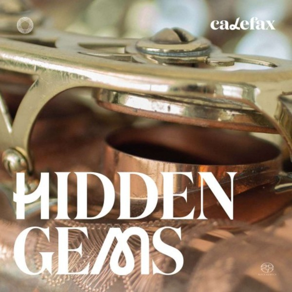 Hidden Gems for Reed Quintet | Pentatone PTC5186696