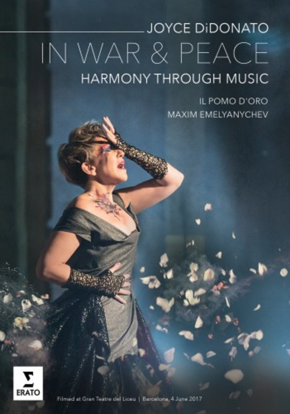 In War & Peace: Harmony through Music (DVD)