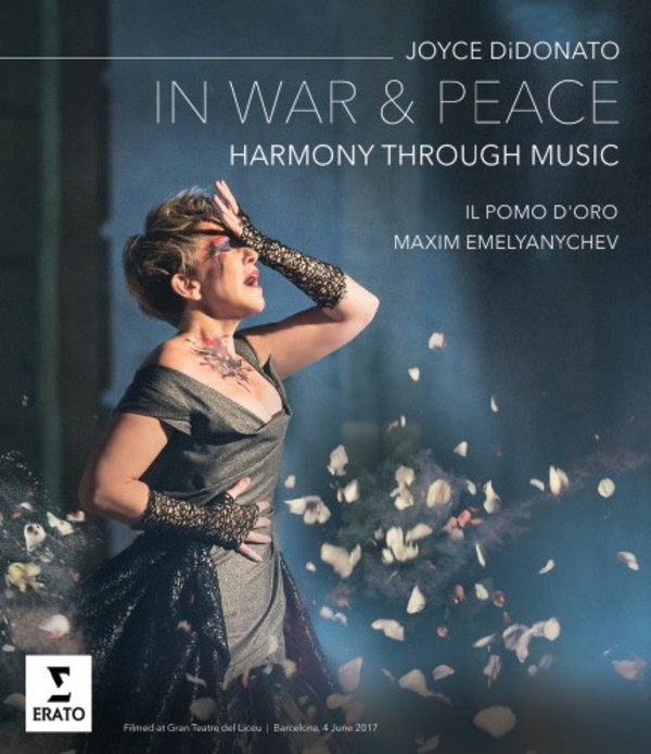 In War & Peace: Harmony through Music (Blu-ray)