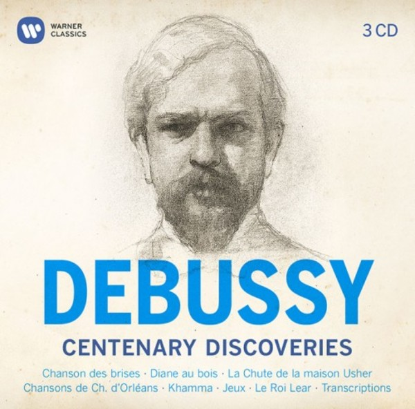 Debussy - Centenary Discoveries