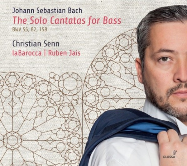 JS Bach - The Solo Cantatas for Bass
