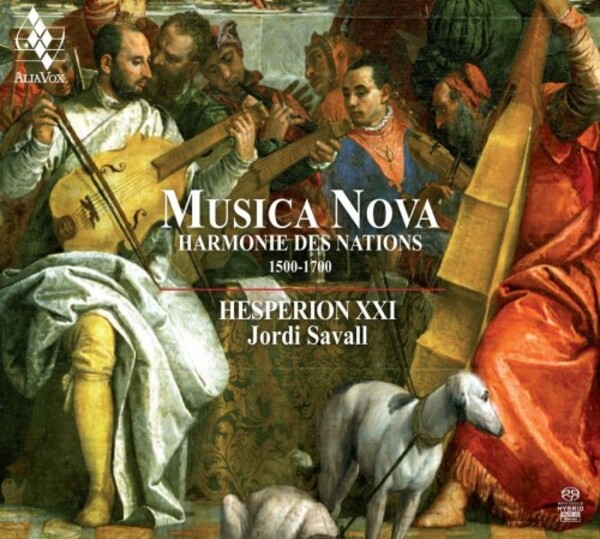 Musica Nova: The Harmony of Nations (1500-1700)