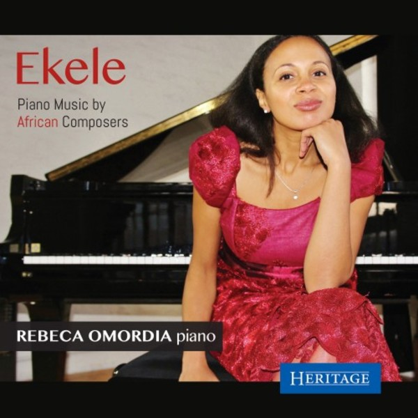 Ekele: Piano Music by African Composers
