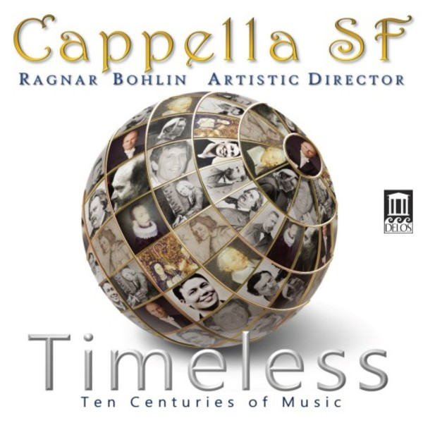 Timeless: Ten Centuries of Music | Delos DE3553