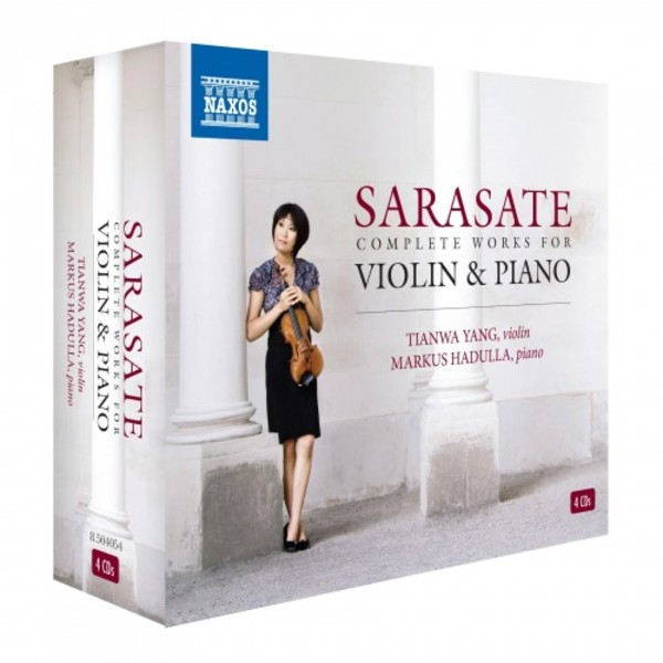 Sarasate - Complete Works for Violin and Piano