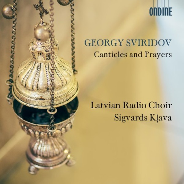 Sviridov - Canticles and Prayers, Red Easter
