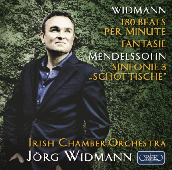 Mendelssohn - Symphony no.3, The Hebrides; Widmann - 180 beats per minute, Fantasie