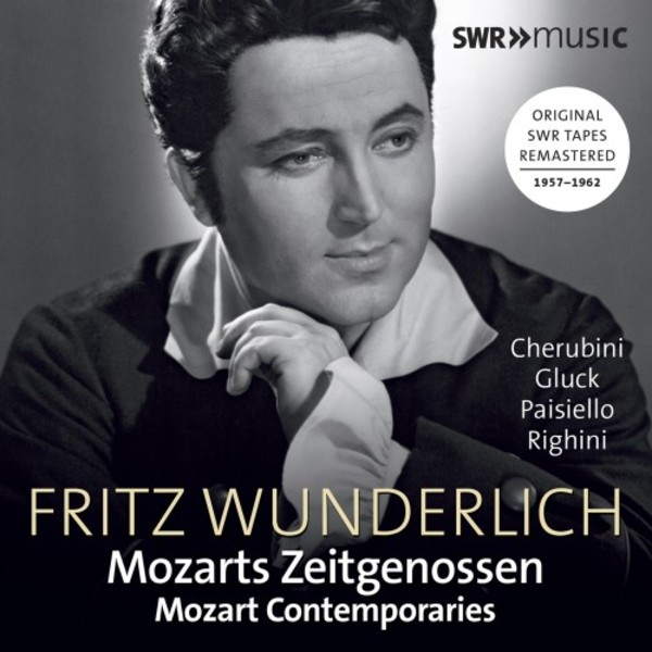Fritz Wunderlich: Mozart's Contemporaries | SWR Music SWR19059CD