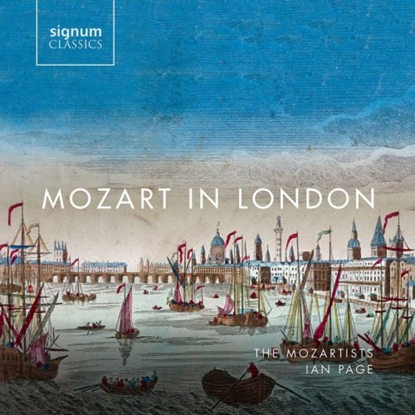 Mozart in London | Signum SIGCD534
