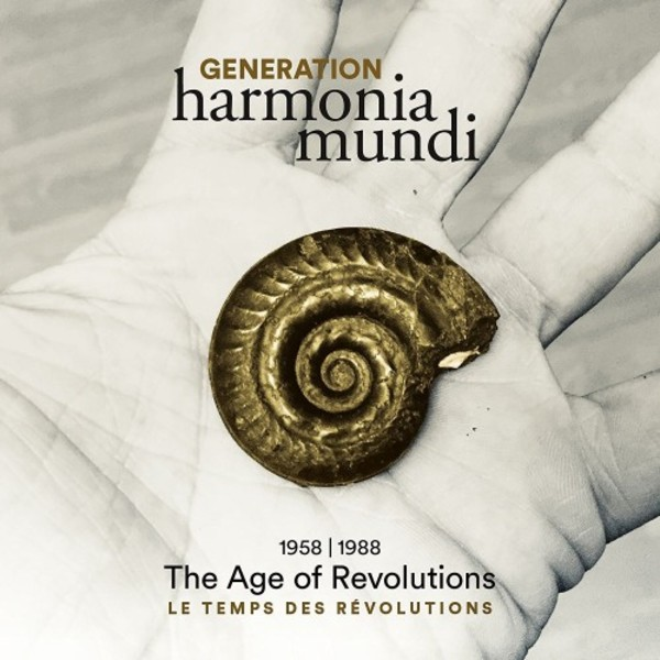 Generation Harmonia Mundi Vol.1: The Age of Revolutions (1958-1988) | Harmonia Mundi HMX290890419