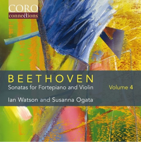 Beethoven - Sonatas for Fortepiano and Violin Vol.4
