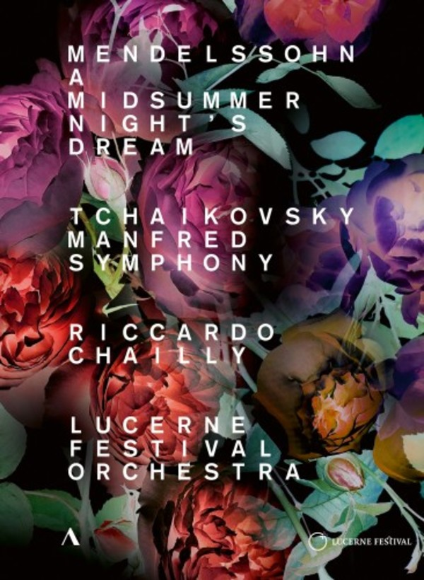 Mendelssohn - A Midsummer Night's Dream; Tchaikovsky - Manfred Symphony (DVD) | Accentus ACC20438