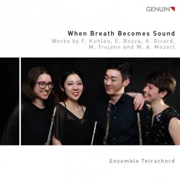 When Breath Becomes Sound | Genuin GEN18611
