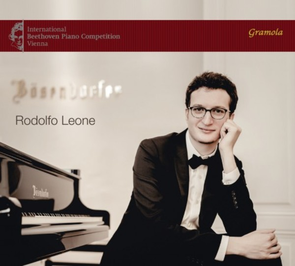 Beethoven - Hammerklavier & Waldstein Sonatas, Andante favori | CD