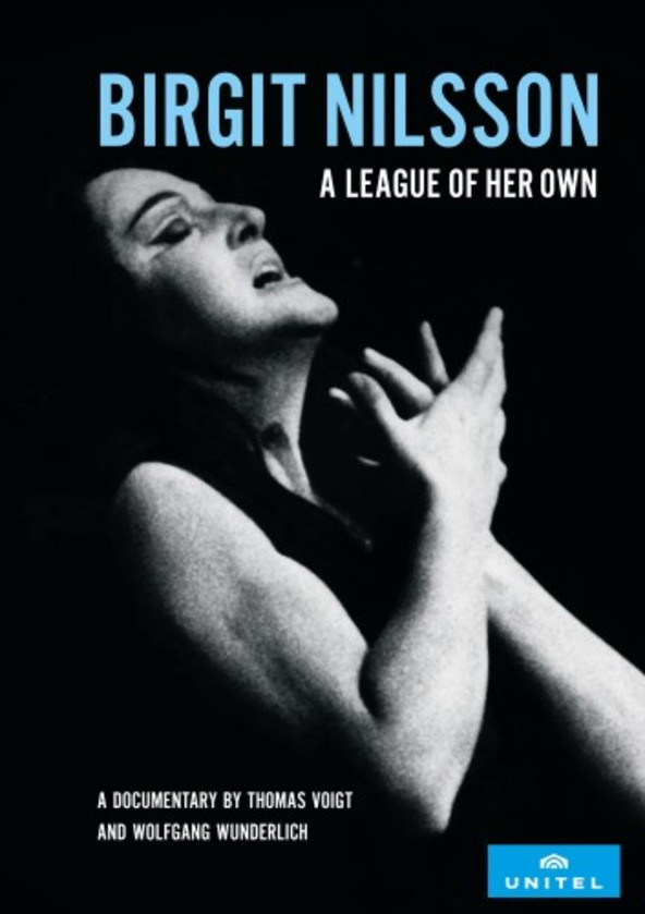 Birgit Nilsson: A League of Her Own (DVD) | Unitel Edition 800008