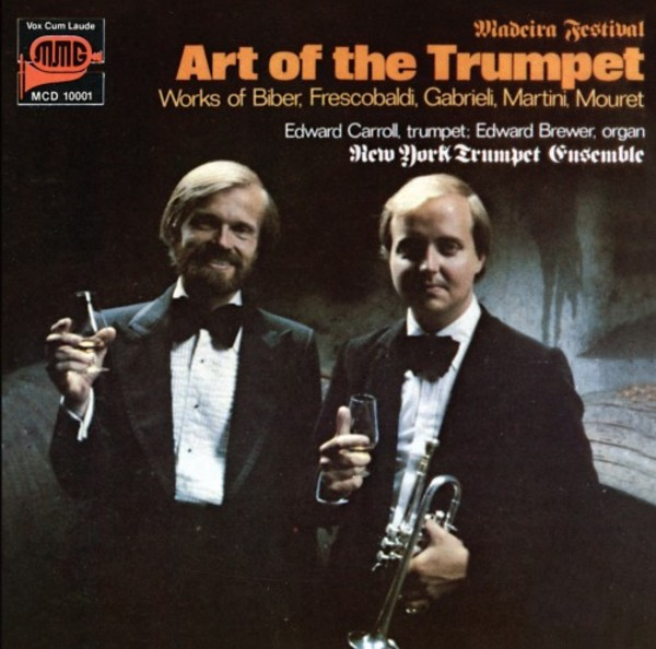 Art of the Trumpet | Vox Classics MCD10001