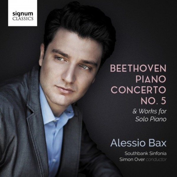 Beethoven - Piano Concerto no.5 & Works for Solo Piano