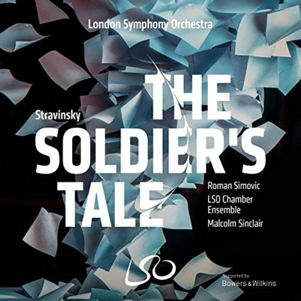 Stravinsky - The Soldier�s Tale