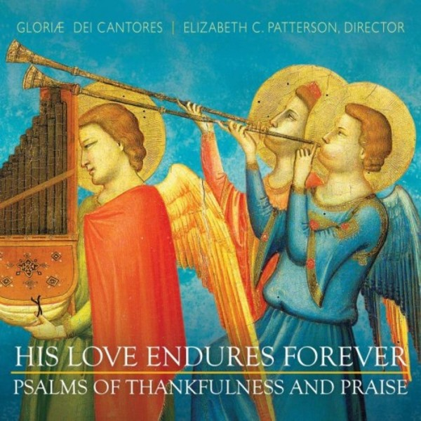 His Love Endures Forever: Psalms of Faithfulness and Hope | Paraclete Recordings GDCD45